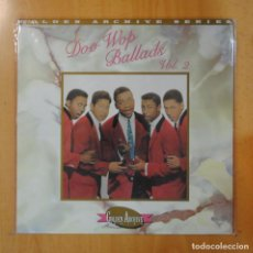 Discos de vinilo: VARIOS - THE BEST OF DOO WOP BALLADS VOL. 2 - LP. Lote 195071616