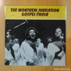 Discos de vinilo: THE MONTREAL JUBILATION GOSPEL CHOIR - JUBILATION II - LP. Lote 195071630