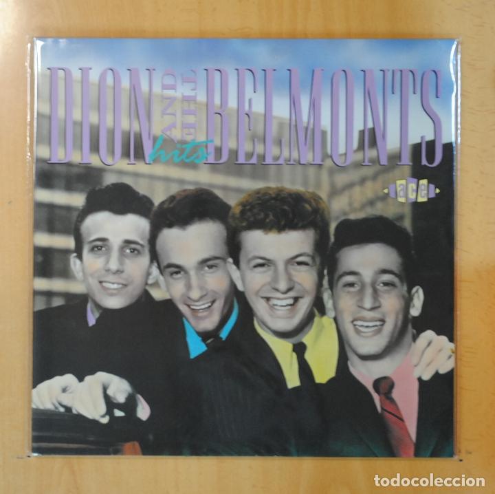 DION AND THE BELMONTS - DION AND THE BELMONTS HITS - GATEFOLD - LP (Música - Discos - LP Vinilo - Rock & Roll)
