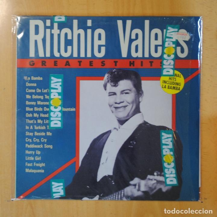 RITCHIE VALENS - GREATEST HITS - LP (Música - Discos - LP Vinilo - Rock & Roll)