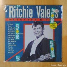 Discos de vinilo: RITCHIE VALENS - GREATEST HITS - LP. Lote 195072030