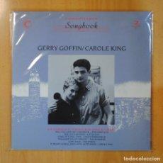 Discos de vinilo: GERRY GOFFIN / CAROLE KING - SONGBOOK - GATEFOLD - 2 LP. Lote 195072075