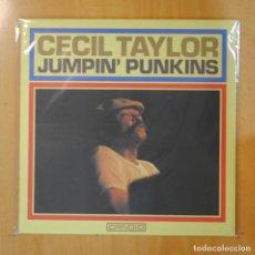 Discos de vinilo: CECIL TAYLOR - JUMPIN PUNKINS - LP. Lote 195072116