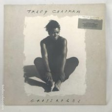 Discos de vinilo: TRACY CHAPMAN – CROSSROADS_1989. Lote 195072892