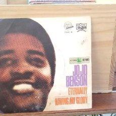 Discos de vinilo: JOJO BENSON ETERNALLY / HAVIN MY GLORY. Lote 195073320