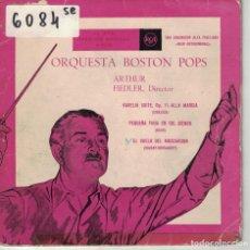 Discos de vinilo: ARTHUR FIEDLER CON ORQUESTA BOSTON POPS - SIBELIUS/BACH/RIMSKY-KORSAKOFF. Lote 195073765