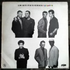 Discos de vinilo: IAN DURY & THE BLOCKHEADS - LAUGHTER LP, ALBUM 1980 NEW WAVE, POP ROCK, DISCO . Lote 195073778