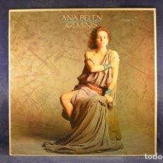 Discos de vinilo: ANA BELEN - GÉMINIS - LP. Lote 195074001