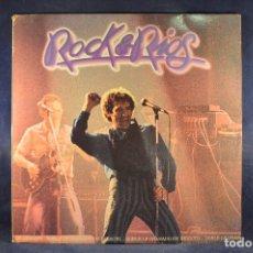Discos de vinilo: MIGUEL RIOS - ROCK & RIOS - LP. Lote 195074366