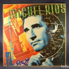 Discos de vinilo: MIGUEL RIOS - EL AÑO DEL COMETA - LP. Lote 195074698