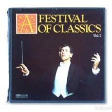 Discos de vinilo: A FESTIVAL OF CLASSICS – VOL. 1- DISCOS CBS. Lote 195074733