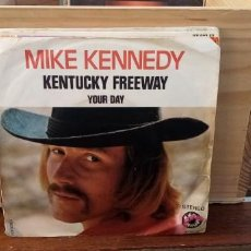 Discos de vinilo: MIKE KENNEDY KENTUCHY FREEWAY. Lote 195075410