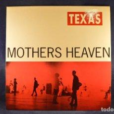 Discos de vinilo: TEXAS - MOTHERS HEAVEN - LP. Lote 195075532