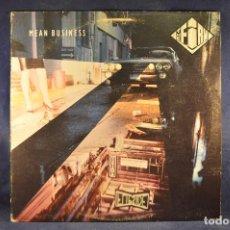 Discos de vinilo: THE FIRM - MEAN BUSINESS - LP. Lote 195075788