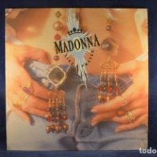 Discos de vinilo: MADONNA - LIKE A PRAYER - LP. Lote 195076192