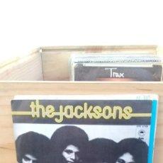 Discos de vinilo: THE JACKSONS DIVIERTETE. Lote 195076406