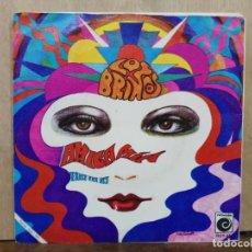 Discos de vinilo: LOS BRINCOS - AMIGA MÍA / ERASE UNA VEZ - SINGLE DEL SELLO NOVOLA 1968. Lote 195076842