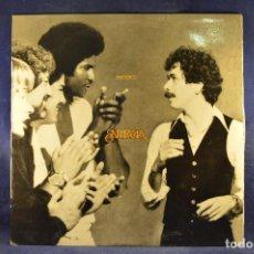 Discos de vinilo: SANTANA - INNER SECRETS - LP. Lote 195077050