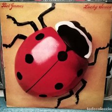 Discos de vinilo: BOB JAMES - LUCKY SEVEN LP, ALBUM 1979 SMOOTH JAZZ, JAZZ-FUNK . Lote 195077352