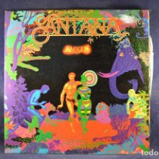Discos de vinilo: SANTANA - AMIGOS - LP. Lote 195077392