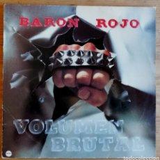 Discos de vinilo: BARON ROJO SOLO PORTADA. Lote 195079301