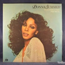 Discos de vinilo: DONNA SUMMER - ONCE A UPON TIME - LP. Lote 195079368