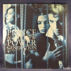 Discos de vinilo: PRINCE & THE NEW POWER - GENERATION DIAMONS AND PEARLS - LP. Lote 195079491