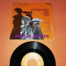 Discos de vinilo: DAN & JONAS. SCHWABADABA DING DING. RCA RECORDS. 1971 . Lote 195080147