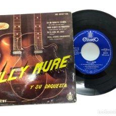 Discos de vinilo: EP BILLY MURE Y SU ORQUESTA EDITADO EN ESPAÑA HISPAVOX EN UN PUEBLITO ESPAÑOL ETC . Lote 195083306