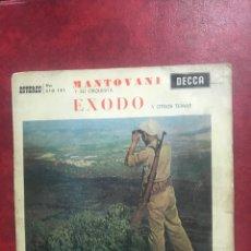 Discos de vinilo: MANTOLVANI SINGLE EP DE 1961. Lote 195098480