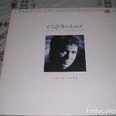 Discos de vinilo: CLIFF RICHARD PRIVATE COLLECTION 1979 - 1988 DOBLE LP. Lote 195100147