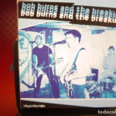 Discos de vinilo: BOB BURNS AND THE BREAKUPS- FRUSTRATION. LP.. Lote 195101010