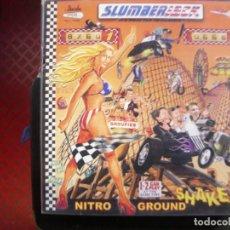 Discos de vinilo: SLUMBERJACK- NITRO GROUND SHAKER. LP.. Lote 195101341
