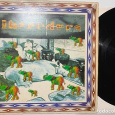 Discos de vinilo: MAXI SINGLE 12'' THE BREEDERS ‎– SAFARI PRIMERA EDICION INGLESA DE 1992. Lote 195101531