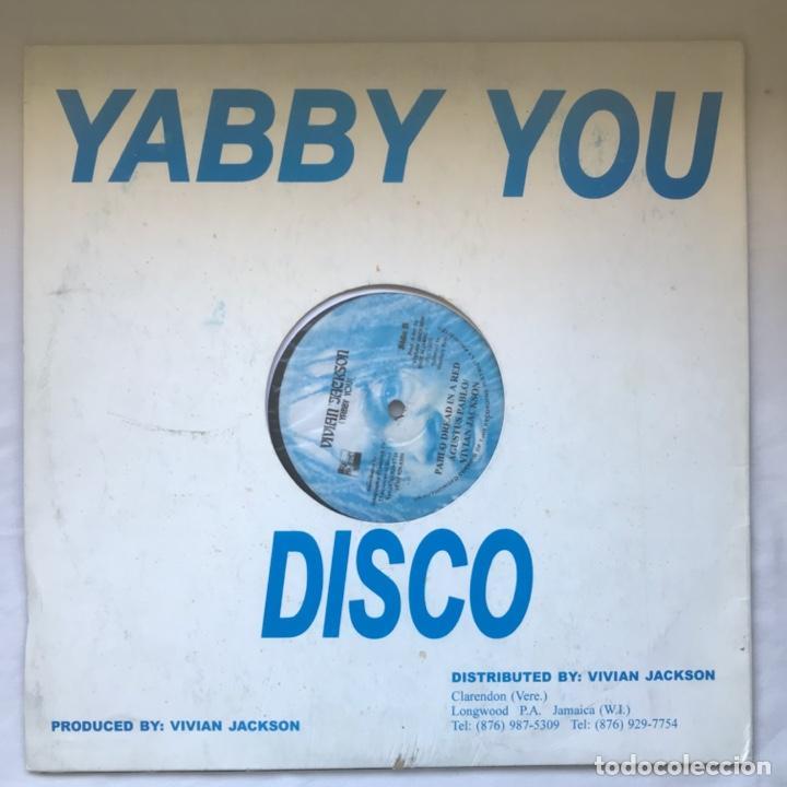 Discos de vinilo: Dicky Burton / Agustus Pablo / Vivian Jackson – God Is Watching You / Pablo Dread In A Red - Foto 2 - 195101556