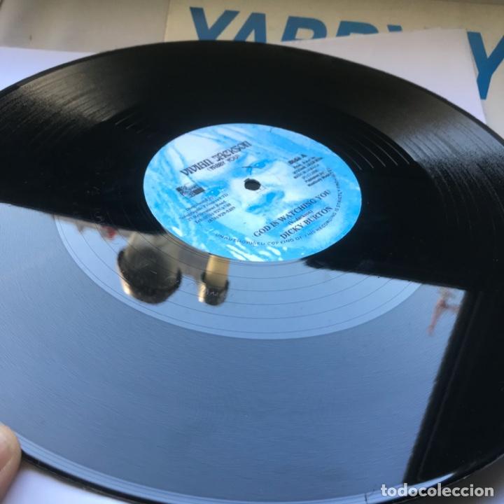 Discos de vinilo: Dicky Burton / Agustus Pablo / Vivian Jackson – God Is Watching You / Pablo Dread In A Red - Foto 4 - 195101556
