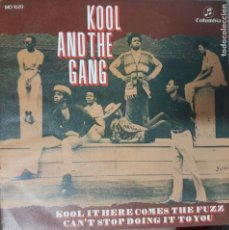 Discos de vinilo: KOOL AND THE GANG - KOOL IT HERE COMES THE FUZZ - ROCK 1970 EDICIÓN ESPAÑOLA. Lote 195102258