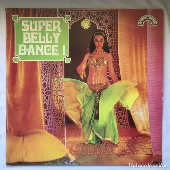 Discos de vinilo: Super Belly Dance 1976 LEBANON - Foto 1 - 195102563