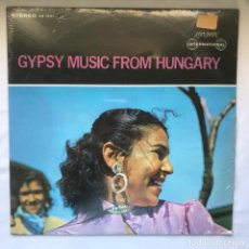 Discos de vinilo: KARPATY MIHALY AND HIS ORCHESTRA ‎– GYPSY MUSIC FROM HUNGARY. Lote 195102680