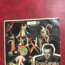 Discos de vinilo: MARIO LANZA SINGLE EP DE 1960. Lote 195103210