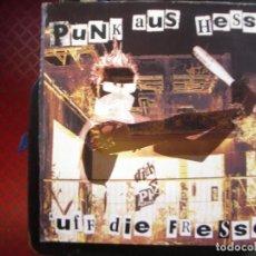 Discos de vinilo: PUNK AUS HESSE- LP.VV AA.. Lote 195103311