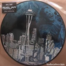 Discos de vinilo: PEARL JAM LIVE ON AIR PICTURE-LP . GRUNGE EDDIE VEDDER MOTHER LOVE BON. Lote 195104682