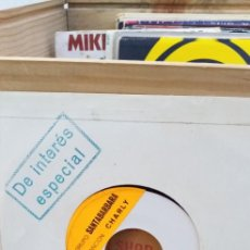 Discos de vinilo: PROMOCIONAL SANTA BARBARA CHARLY. Lote 195106002