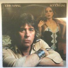 Discos de vinilo: JOHN MAYALL – BOTTOM LINE 1979. Lote 195106325