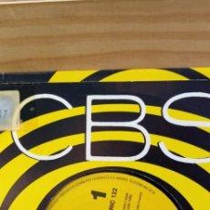 Discos de vinilo: PROMOCIONAL CBS T99 MAXIMIZOR. Lote 195106543