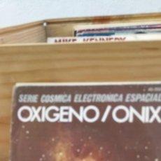 Discos de vinilo: MC LANE EPLOSION OXIGENO / ONIX. Lote 195107318