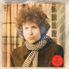 Discos de vinilo: BOB DYLAN – BLONDE ON BLONDE 1975 GAT 2LP. Lote 195107740