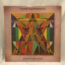 Discos de vinilo: TODD RUNDGREN – INITIATION 1975. Lote 195108430