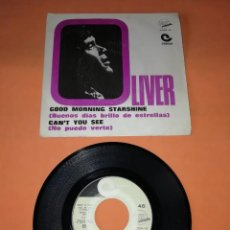 Discos de vinilo: OLIVER. GOOD MORNING STARSHINE. EXIT RECORDS. 1969. Lote 195110907