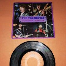 Discos de vinilo: THE TREMELOES. YO Y MI VIDA. PRUEBAME. CBS 1970. Lote 195114571